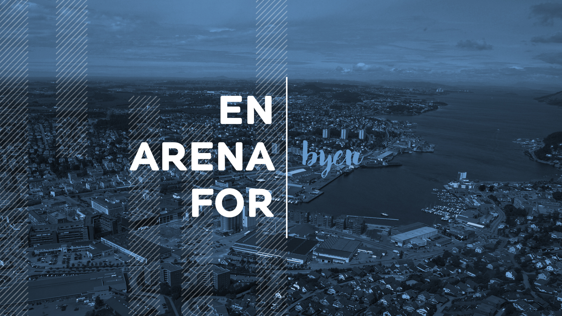En arena for byen, G1