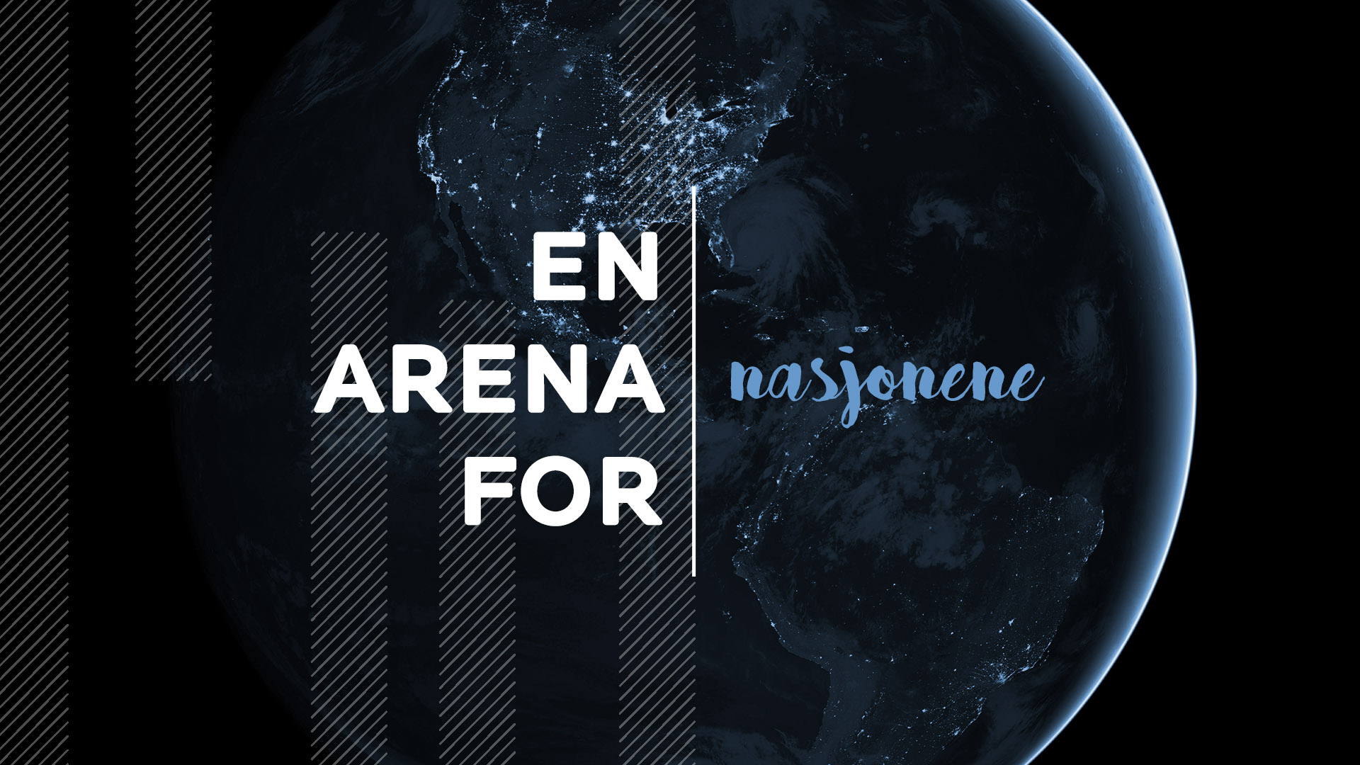 En arena for nasjonene, G1 & G2