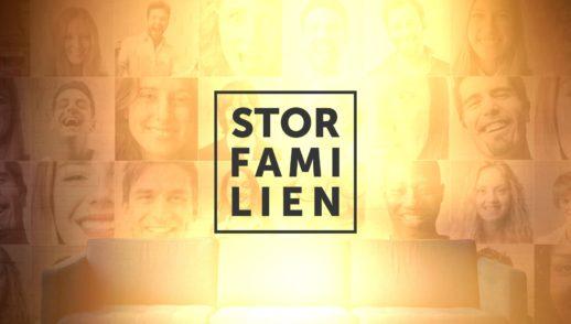 Styrk familien
